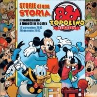 dal 15-11-2012 al 20-01-2013 Wow Spazio Fumetto Milano . Il settimanale TOPOLINO compie 80 anni e si mette in mostra.