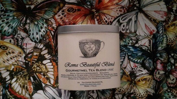 Roma Beautiful Tea Blend