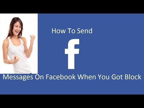 How to send message to anyone on facebook eventhrough you are blocked -   Social Media management at a fraction of the cost! Check our PRICING! #socialmarketing #socialmedia #socialmediamanager #social #manager #facebookmarketing How to send message to anyone on facebook even-through you are blocked and not able to send message then visit our channel and get the... - #FacebookTips