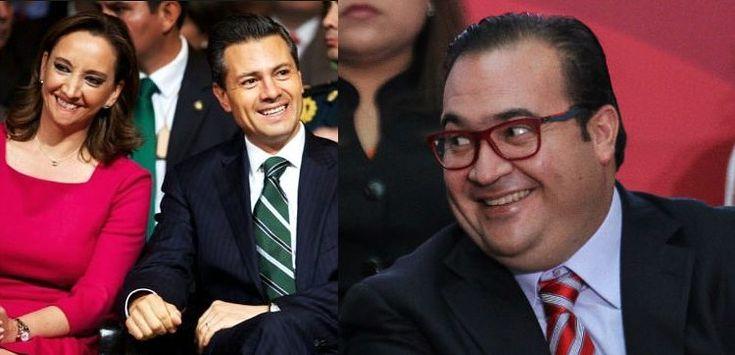 """La """"secretaría de relaciones exteriores"""" (SRE) del régimen usurpador del asesino de Atenco, Enrique Peña Nieto, sabía que Javier Duarte de Ochoa alias """"La..."""
