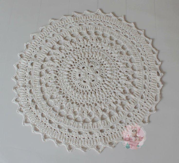Crochet Doilyrug
