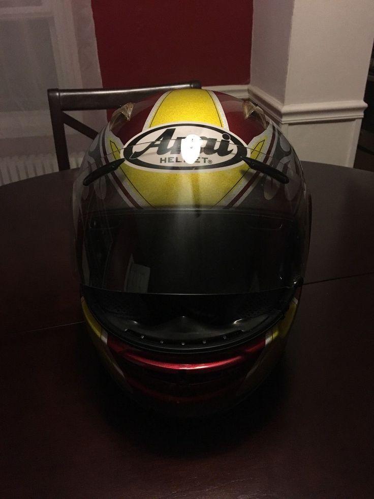 http://motorcyclespareparts.net/arai-motorcycle-helmet-great-condition/ARAI Motorcycle Helmet/ GREAT Condition!