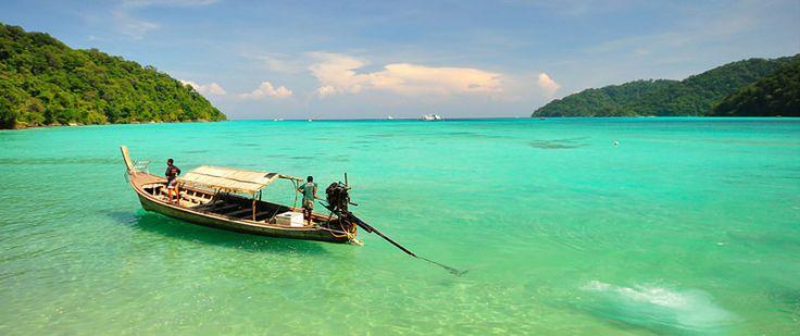 Tham Phaya Nak, Maya Bay, Monkey Bay, & etc.