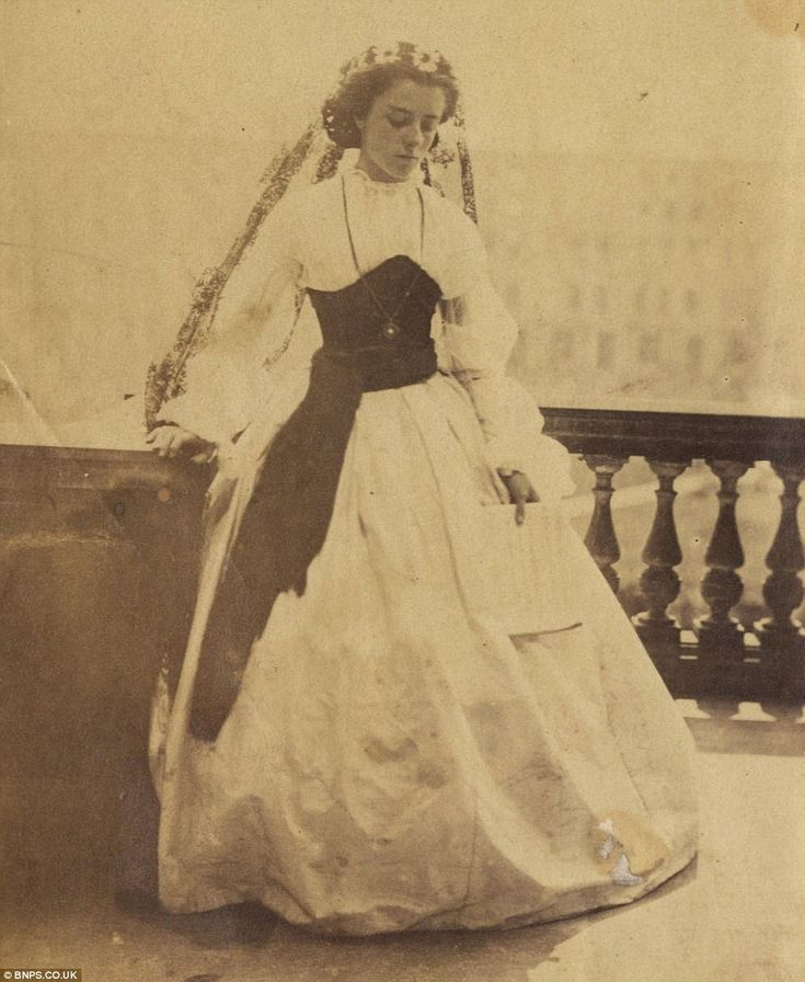 On January 19, 1865, Lady Hawarden died after suffering from pneumonia for one week, aged 42