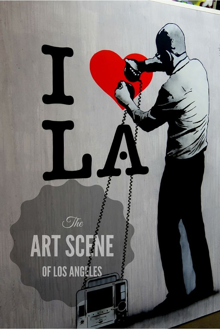 Read about LA Museums and the art scene of Los Angeles. You can find great…