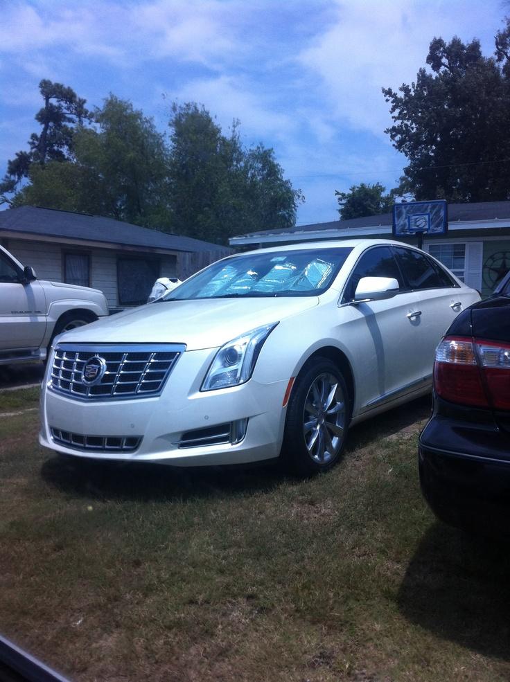 My brother's new Cadillac XTS