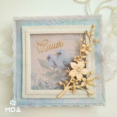 MDA: Álbum de promesas para boda