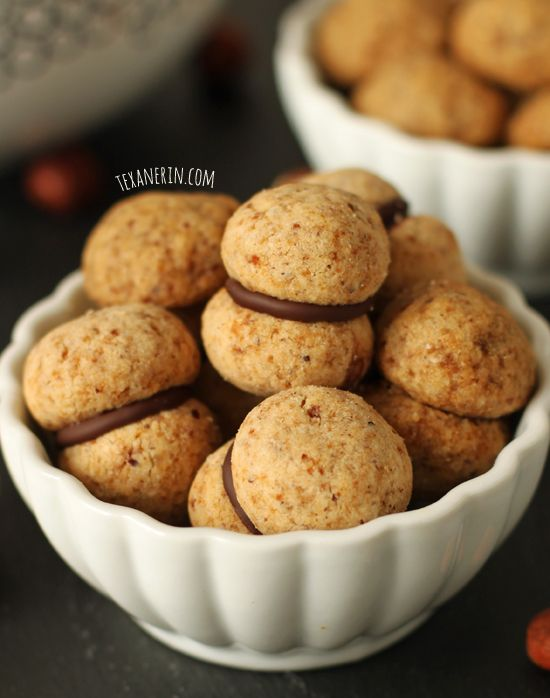 Baci di Dama Cookies | Recipe | Hazelnut Cookies, Glutinous Rice and ...