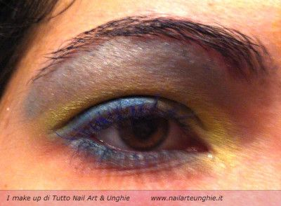 make up occhi mondiali brasile