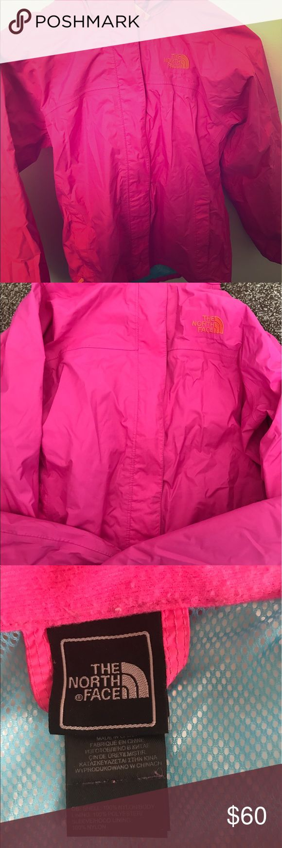 Girls North Face Jacket Girls The North Face Jacket In Good Condition The North Face Jackets & Coats Raincoats