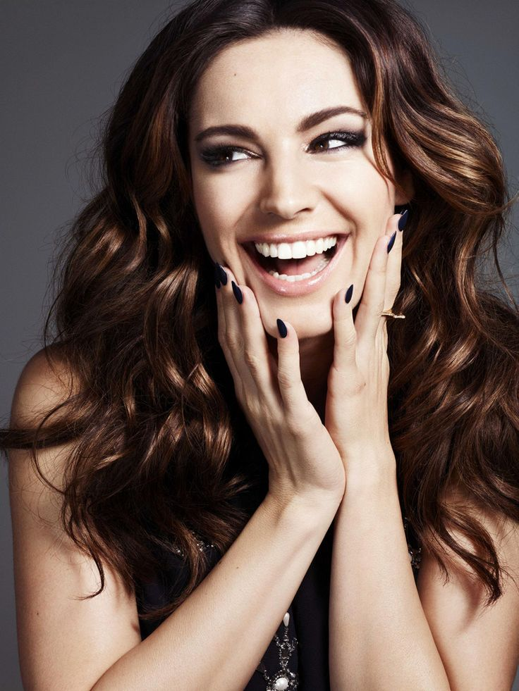 Kelly Brook for New Look Beauty Range 2012