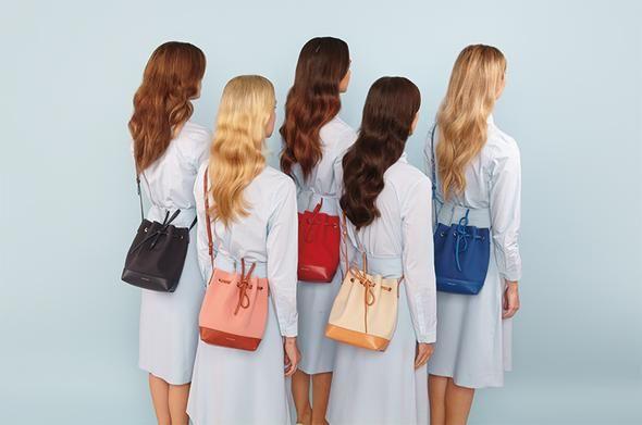 New Mansur Gavriel Handbag Styles - Spring 2015 Designs - Style.com