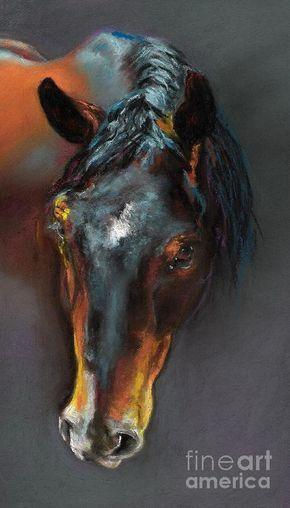 Vinnie Mustang Love von Frances Marino