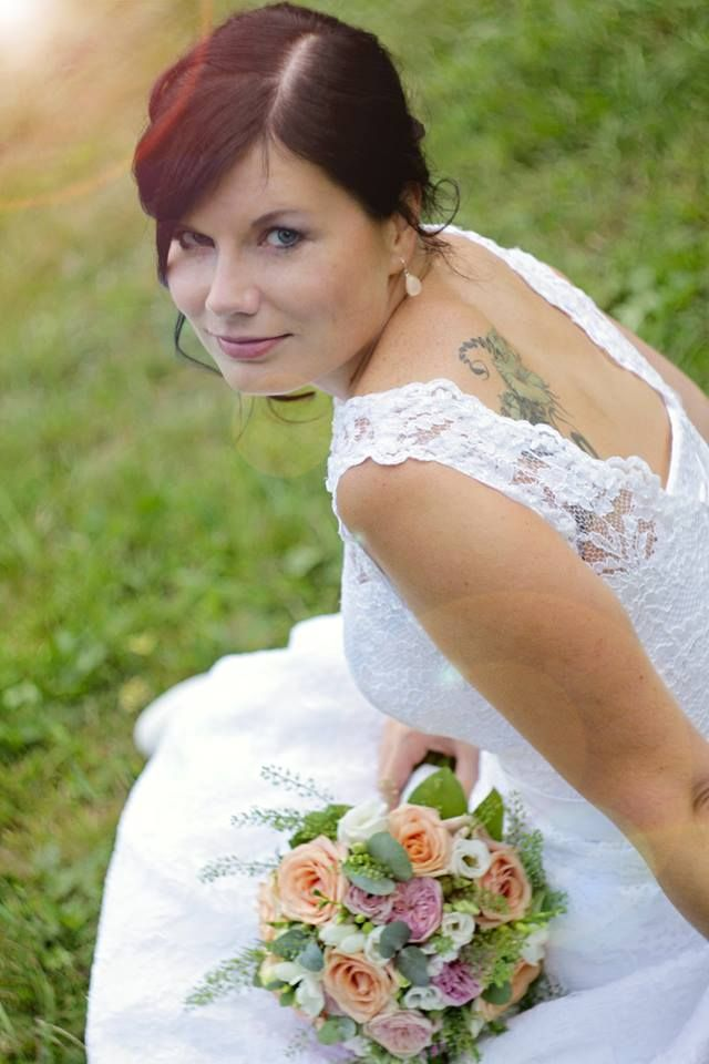romantick, country, nature, tattoo, weeding, dress, hair, photo,