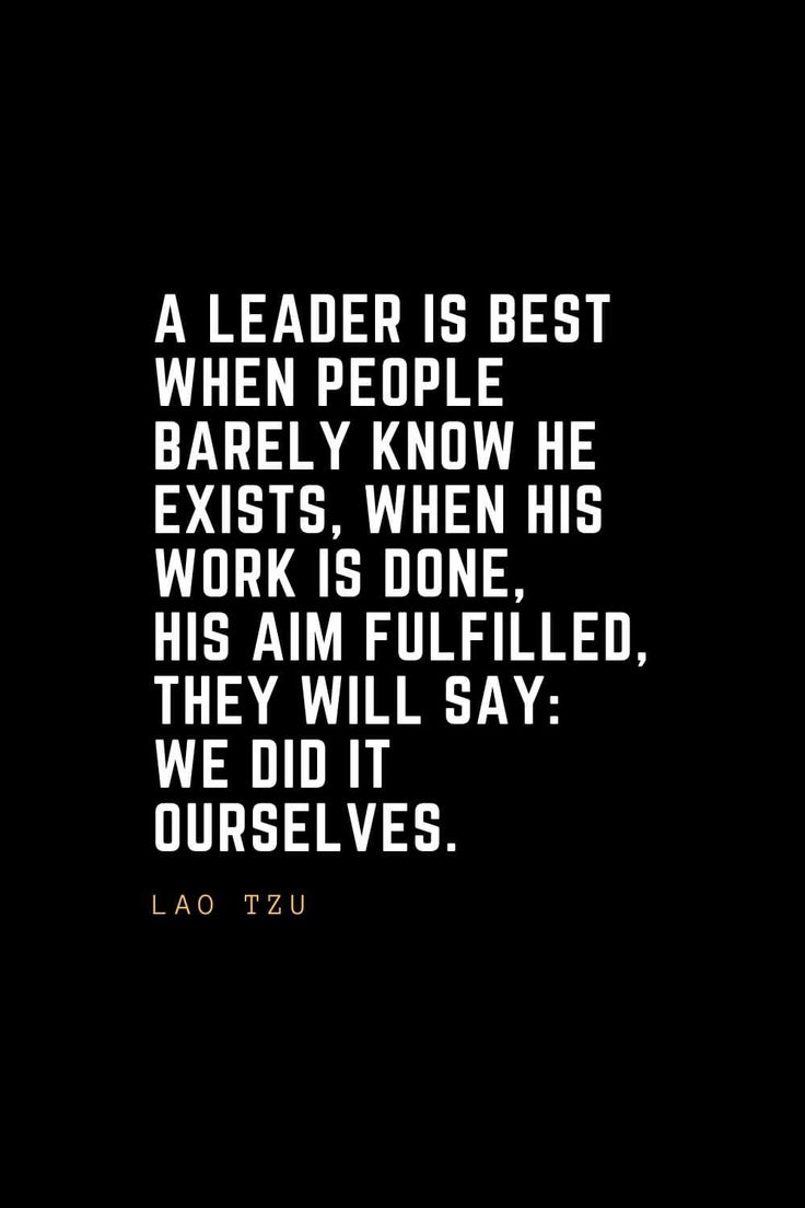 100 Famous and Inspiring Leadership Quotes in 2020 ...