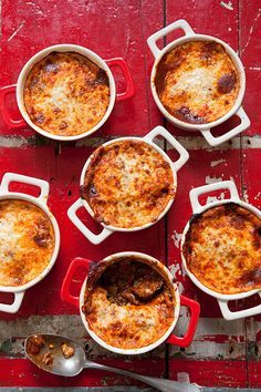 Warming Moussaka recipe from The Hairy Dieters
