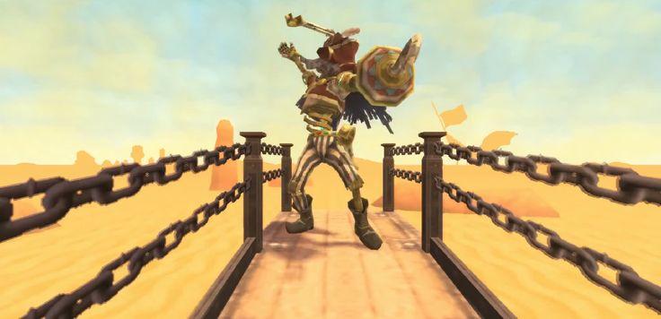 Scervo Sword Sequence. Image number 6.