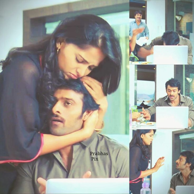Lovely pic .. mirchi..# sweety n darling prabhas