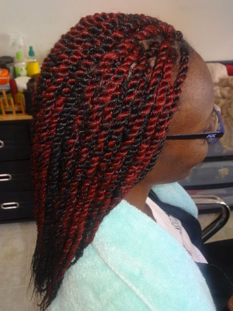 how to hair braid styles thicker twist a kiyia s twist amp hair 4754
