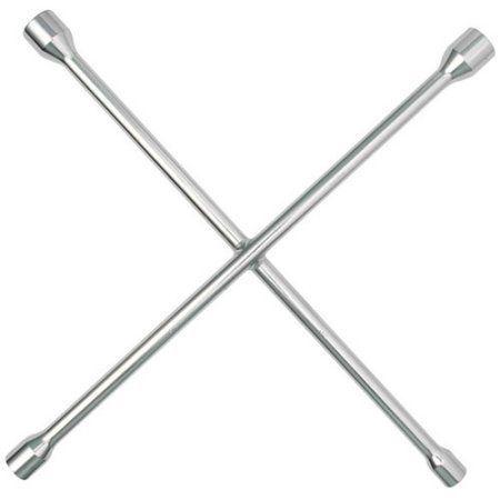 Steelman Professional 4-Way Lug Wrench, Truck