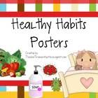 These 10 posters will be a great visual reminder about Healthy Habits!  TPT