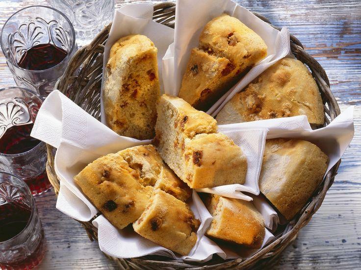 Pikantes Brot mit Wurst auf portugiesische Art - smarter - Zeit: 30 Min. | eatsmarter.de