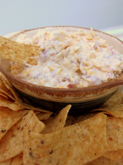 "Cheddar Bacon Ranch ""Crack"" Dip"