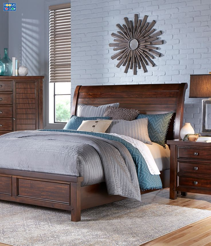 Stylish Slumber Has Never Been Easier Than With The Elegantly Designed Mango  Bedroom.