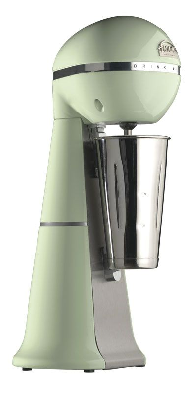 A-2001 Light green Colour Drink Mixer with inox cup