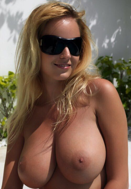 Tits rubbing face pictorial