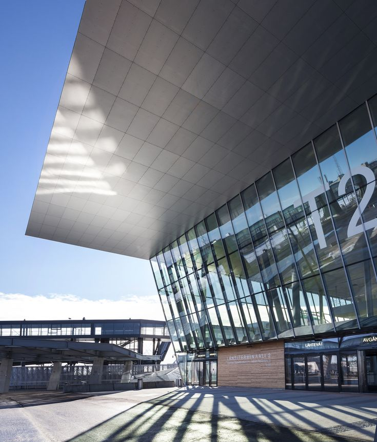Gallery of West Terminal 2 / PES-Architects - 2