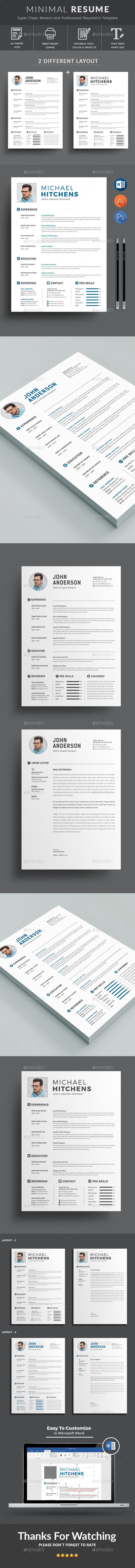 Resume - Resumes Stationery Download here: https://graphicriver.net/item/resume/19698912?ref=classicdesignp