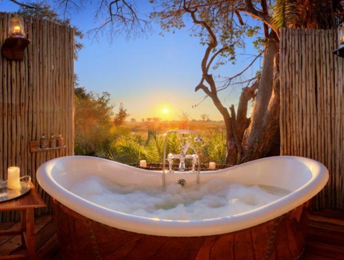 Romantisches Wochenende Zu Zweit Die Entzuckendsten Outdoor Ideen Archzine Net Badewanne Im Freien Wochenende Zu Zweit Outdoor
