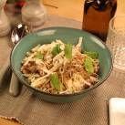 Pasta med fläskfärssås med mynta och vittvin - Recept från Mitt kök - Mitt Kök
