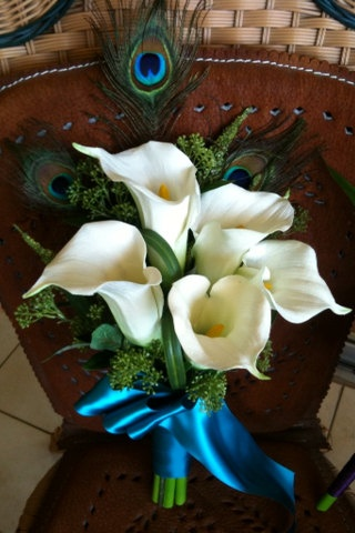 C                                                                                                                              for patricia parrott                                                                                                                                                calla lilly Bouquet