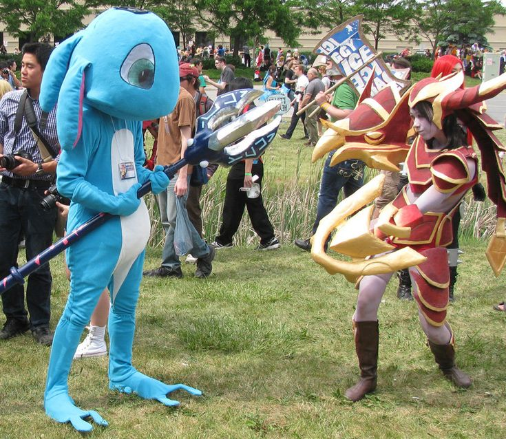 Fizz - Awesome League of Legends Cosplay