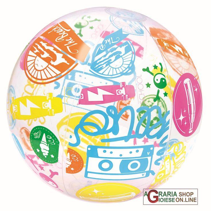 BESTWAY 31000 PALLA GONFIABILE PER BAMBINI CM. 41 https://www.chiaradecaria.it/it/giochi-gonfiabili/1398-bestway-31000-palla-gonfiabile-per-bambini-cm-41-6942138930016.html
