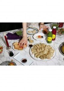 Saji Gohan Pop Up Food @colette #eatgood #fashionweekeatgood #sajigohanpopup #foodgood