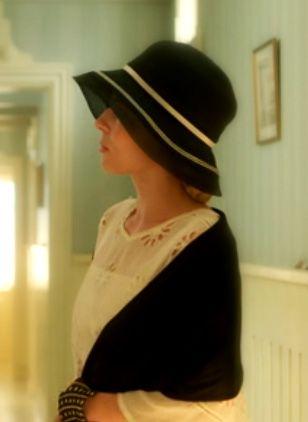 Badehotellet / dansk TV-serie, Helene Aurland (Cecilie Stenspil) Series Costume Design by Margrethe Rasmussen (13 episodes 2013-2015)