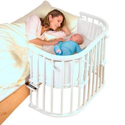 BABYBAY® Beistellbett Original 40x80 cm Babybett NEU weiß in Baby, Möbel, Betten   eBay!