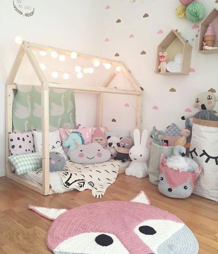 Pastel wonderland annie 39 s bedroom ideas pinterest for Decoracion de bebe nina