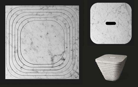 marble item