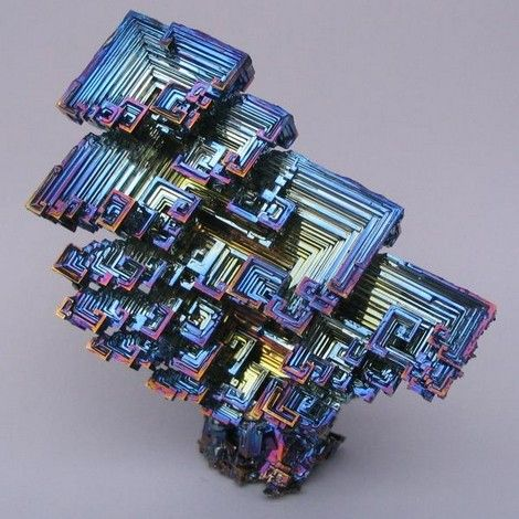 Bismuth (melts at only 521F)