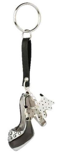 Interior Place - Black Scottie Dog Keychain by Orna Lalo, $24.00 (http://www.interiorplace.com/black-scottie-dog-keychain-by-orna-lalo/)