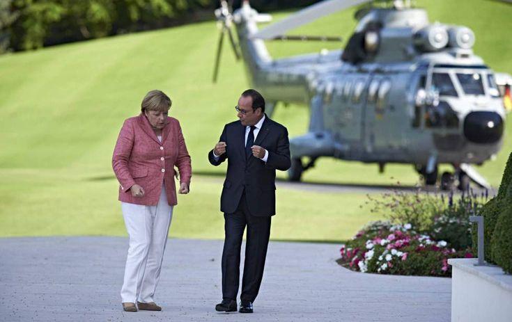 París y Berlín proponen fuerzas militares estables de la UE para operar en el exterior