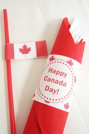 Canada Day Holiday Collection DIY Printable by welovecraftyTracey