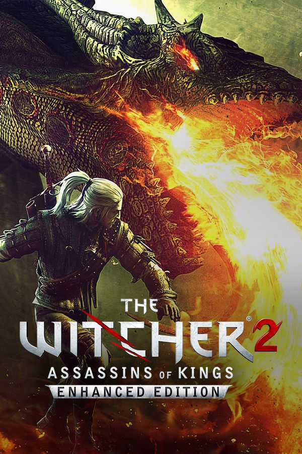 The Witcher 2 Assassins Of Kings Enhanced Edition 2012 Rpg Witcher 2 The Witcher Assassin