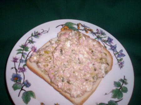 Vienna Sausage Sandwich Spread