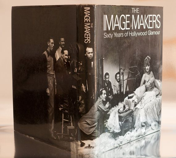 Vintage book: 'The Image Makers  Sixty Years of by freshdarling