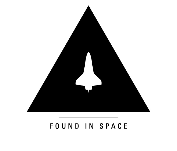Found In Space (Self Promotion) by Found In Space , via Behance